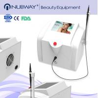 Buy cheap Portable 30MHz Vascular Therapy Face Vein Removal non-invasive machine from wholesalers