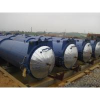 Buy cheap Large Scale Steam Brick / AAC Concrete Autoclave Φ2.68 × 31m / Pressure Vessel product