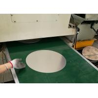 Kitchenware Alloy 1050 Food Grade Aluminium Discs Circles With Grinding Smooth Edge