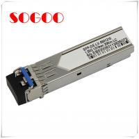 Buy cheap CISCO 10GBASE-LR Fiber Optic SFP Module / Compatible Optical Module SFP-10G-LR-S from wholesalers