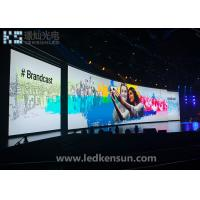 Buy cheap P2.5 64x64dots Resolution SMD LED Display Rental IP43 High Effect CE High definition from wholesalers