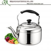 Buy cheap High Quality Promotion Stainless steel whistling tea kettle tea pot 3L, 4L, 5L, 6L, 7.5L,10L from wholesalers