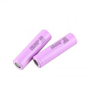 Buy cheap 3.5Ah 3.6 Volt 18650 Battery product