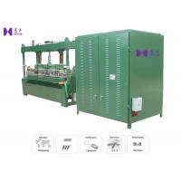 Buy cheap Two Lines Continue Curtain Plastic Welding Machine With Tooling Positioning Fixture from wholesalers