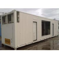Buy cheap Steel Structure Anti - Storm 40ft Shipping Container With Pull Down Doors from wholesalers