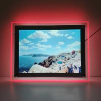 Buy cheap LED Aluminum Profile Light Box Snap Picture Frame Shop Display Sign from wholesalers