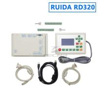 Buy cheap RD320 CO2 Laser Control System for co2 laser cutting and engraving machine RUIDA RDLC320 / RDLC320-A product