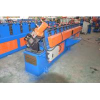Buy cheap High Speed 0 - 15m/min Light Metal Channel C U Stud And Track Roll Forming Machine For Making Steel Structure Truss from wholesalers