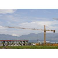 Buy cheap CE Certified Construction Machinery Tower Crane from wholesalers