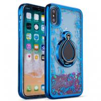 Buy cheap Free sample liquid quicksand glitter phone case for apple iphone X, XR, XS XS Max 8 7 magnetic from wholesalers