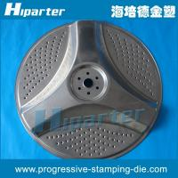 Buy cheap washer machine bottom stamping die maker ,stamping tool, punch die, metal stamping mold/mould from wholesalers