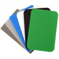 Buy cheap High Impact  PP Corrugated Plastic Board / PP Hollow Sheet UV resistance from wholesalers