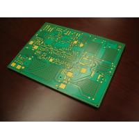 Buy cheap Immersion Gold 1 to 4 Layers High Thermal Conductivity Aluminum Based PCB Fabrication from wholesalers
