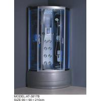 Complete shower Enclosures Quadrant Shape 5mm Thickness tempered glass doors