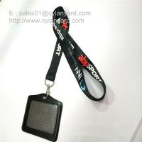 Buy cheap Custom sublimated full color neck lanyards wholesale cheap pricing product