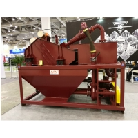 Buy cheap Hdd Horizontal Directional Q345B Drilling Mud Equipment from wholesalers