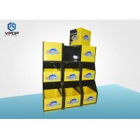 Buy cheap Convenience Store Cardboard Pallet Display Collapsible For Hats Showing from wholesalers