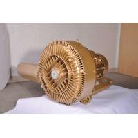 Buy cheap 7.5kW Double Stage Ring Air Blower 3 Phase Oil Free With Thermal Protection from wholesalers