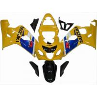 Buy cheap OEM Comparable Fairing for 2004 2005 Suzuki GSX-R 600/750 from wholesalers
