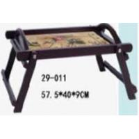 Buy cheap factory supply Wood tray for food and serving fashion wood 129-011 ,57.5*40*9cm from wholesalers
