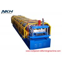 Buy cheap High Speed Standing Seam Roll Forming Machine Customized For Seam Lock Panel from wholesalers