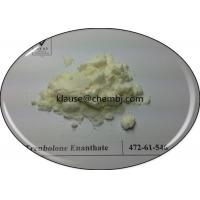 Buy cheap Trenbolone Steroids Trenbolone Enanthate Yellow Powder 10161-33-8 from wholesalers