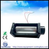 Buy cheap Oven Appliance Parts Cross Flow Fans Brushless 12 Volt Tangential Fan from wholesalers