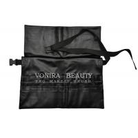 Buy cheap Black Cosmetic Makeup Brush Apron Waist Bag Artist Belt Strap Holder Toolbelt from wholesalers