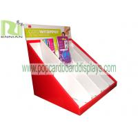 Buy cheap Header phone cardboard display stand point of purchase displays cardboard displays ENCD006 from wholesalers
