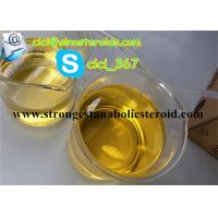 Buy cheap Safety Medical Instrument Tren Test Depot 450 mg / ml Mixture Oil For Muscle Enhancement from wholesalers