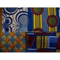 Buy cheap Real wax fabric from wholesalers