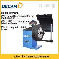 Buy cheap Italian software WB220 auto wheel balancer from wholesalers
