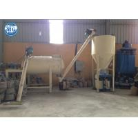Buy cheap Big Capacity Electric Driven Dry Mix Mortar Manufacturing Plant For Wall Putty Mixing from wholesalers