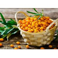 Buy cheap Origin Organic Food Ingredients Sea Buckthorn Berry Powder For Reducing Cancer from wholesalers