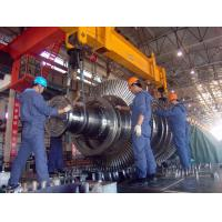 Buy cheap ASTM Heavy 30Cr2Ni4MoV, 34CrNi3Mo Alloy Steel Forged Shaft- Steam Turbine Rotor Forging from wholesalers