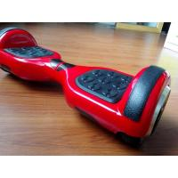 Buy cheap Hands Free Electric Self Balancing Scooter With LED Light / 2 wheel segway from wholesalers