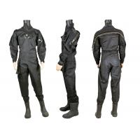 Buy cheap Nylon, vulcanized rubber Immersion Survival Dry Suit / Scuba Diving Suits XS M XL for men from wholesalers