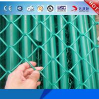 Buy cheap Factory Best Price 9 Gauge 5 Foot 60*60 Mm Mesh Galvanized Chain Link Mesh from wholesalers