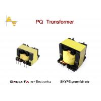 China Litz Wire Vertical Electronic Power Transformer PQ27 Corestable Big Power Current on sale