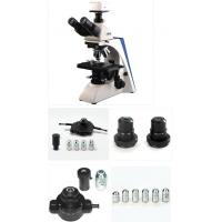 Buy cheap 10X-22mm Eyepiece Laboratory Biological Microscope Quintuple turret Phase Contrast from wholesalers