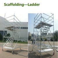 Buy cheap Movable Formwork Scaffolding Systems , Q235 / Q345 Ringlock Scaffolding System from wholesalers
