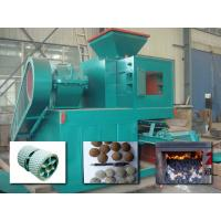 Buy cheap Hot sale l! Briquette press machine for Wood chips from wholesalers