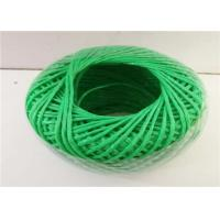 Buy cheap 9000D Colorful Polypropylene Twine For Greenhouse And Farm Tying Use product