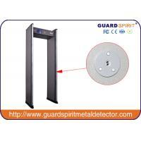 Sound Alarm Door Frame Metal Detector To Check Gun Knife Etc For Security