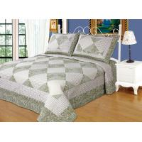 Irregular Cloud Stitching Bedroom Bedding Sets , 1 - 3cm Thickness Vintage Bedding Sets