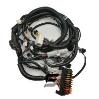 Buy cheap 0001835 Hitachi Excavator EX100-3 EX120-3 EX200-3 Inner Internal Engine Wiring Harness product
