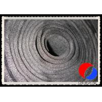 Buy cheap Rayon Based Soft Graphite Fiber Felt Thermal Conductivity 0.026 w/m.k Graphite Mat from wholesalers