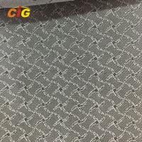 Buy cheap Tear Resistant Jacquard Woven Fabric Auto Upholstery Fabric 100% Polyester product