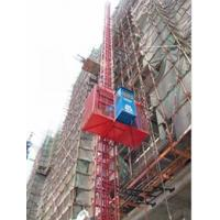 Buy cheap Construction Machinery Material Hoist Elevator SC100 SC200 Load 1t 2t  brooke@crane2.com from wholesalers