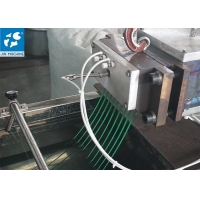 Buy cheap Stable Extrude Large Capacity 250kg/H Waste Plastic Recycling Line from wholesalers